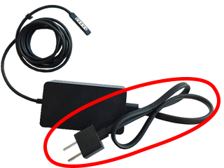 2 25 million Surface Pro AC power cords recalled for the