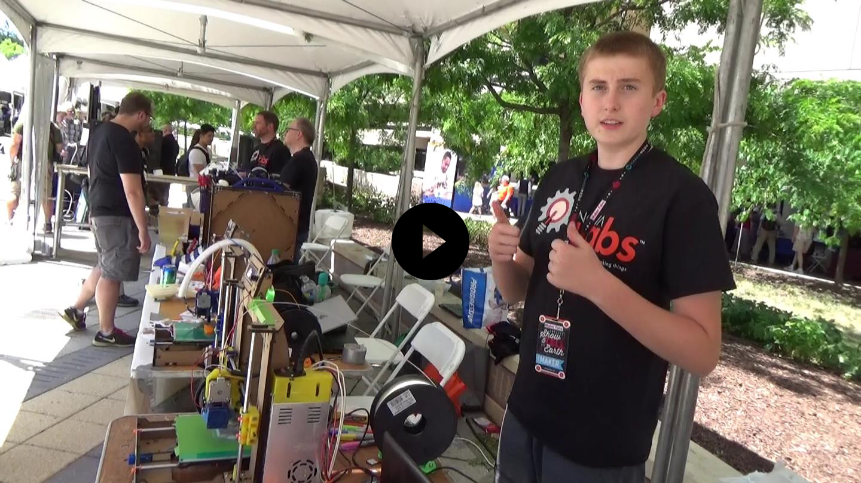 Amazing makers at National maker faire 2016 | News | 3e-mag com